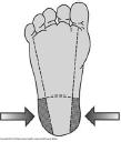 Heel Stick Example