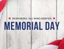 UF Health Pathology Laboratories will remain OPEN for Limited client services on Memorial Day, Monday, May 25th, 2020